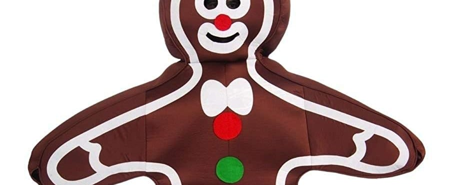 Gingerbread Costume For Christmas on Amazon