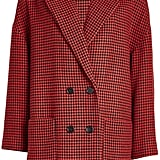 RED Valentino Printed Coat