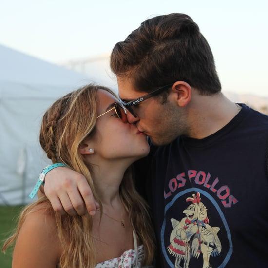 هل يمكنك تقبيل زوجتك على العلن في الشرق الأوسط؟