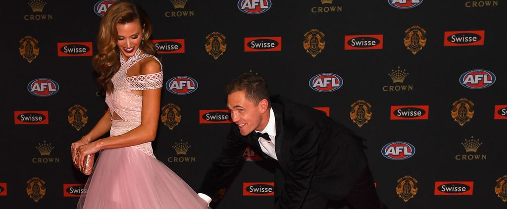 Brownlow 2016: There Were So Many Hot Couples at AFL's Night of Nights