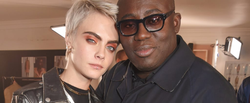 Edward Enninful With Other Celebrities