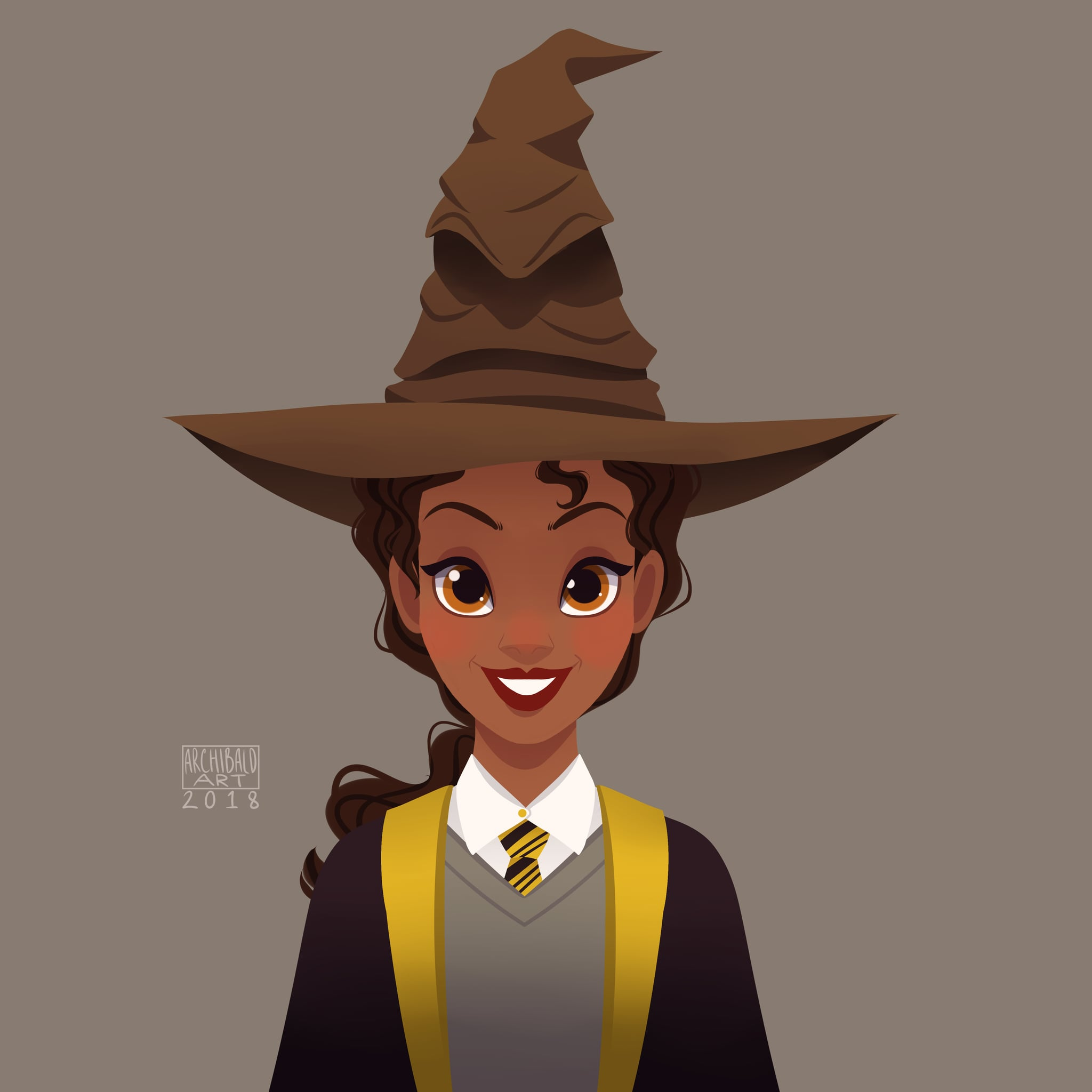Disney Princesses Sorted Into Hogwarts Houses Artwork Popsugar Smart Living It's a fanfiction i need a four houses for durmstrang. disney princesses sorted into hogwarts