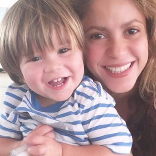 Shakira's Son Sasha Playing Sports Instagram Video