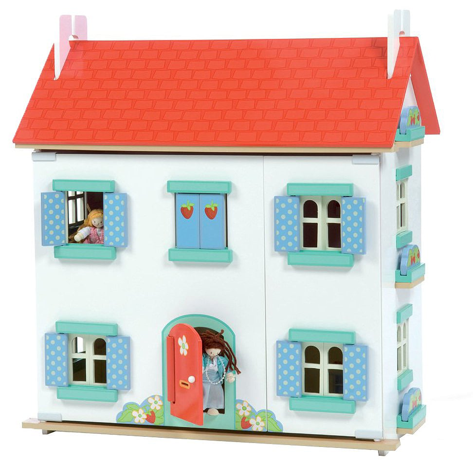 Le Toy Van Strawberry Villa ($180)