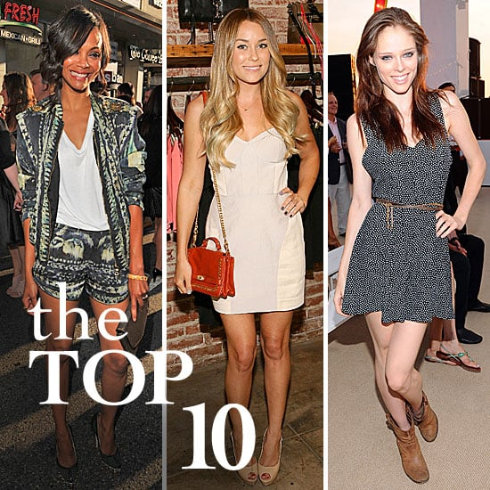 Best Celebrity Red Carpet and Street Style Pictures