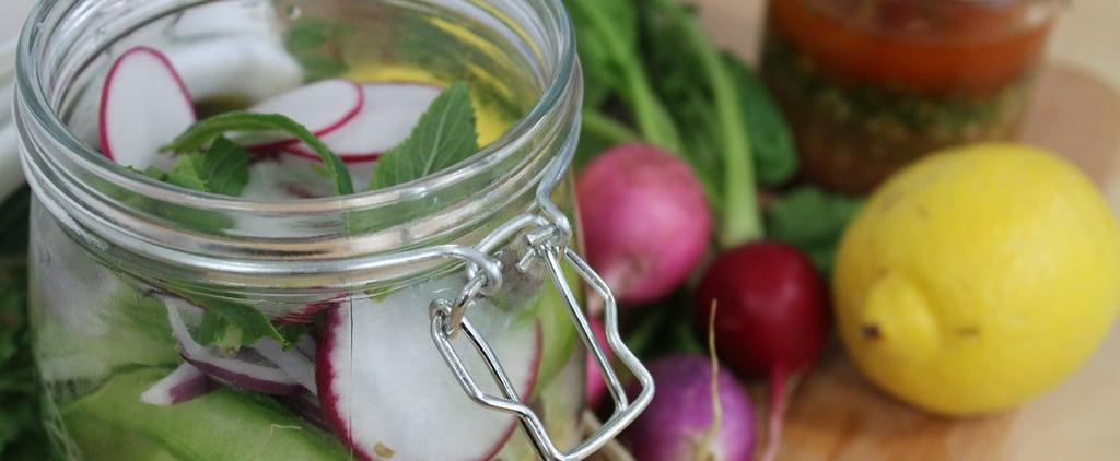 Hayden Quinn Salad in a Jar Recipe