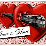 Watch out, cuz after that train goes through your heart you're pretty much dead.