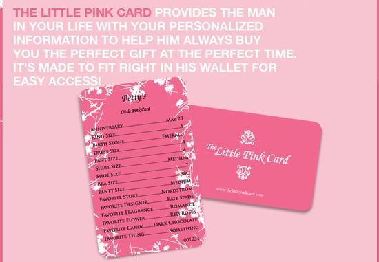 Love It or Leave It: The Little Pink Card