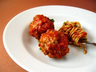 Yummy Link: Classic Italian Meatballs