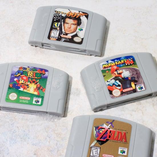 Nintendo 64 Soaps