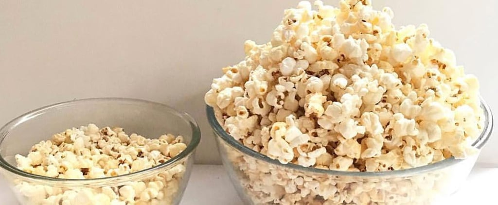 Calories in Homemade and Microwave Popcorn | POPSUGAR Fitness