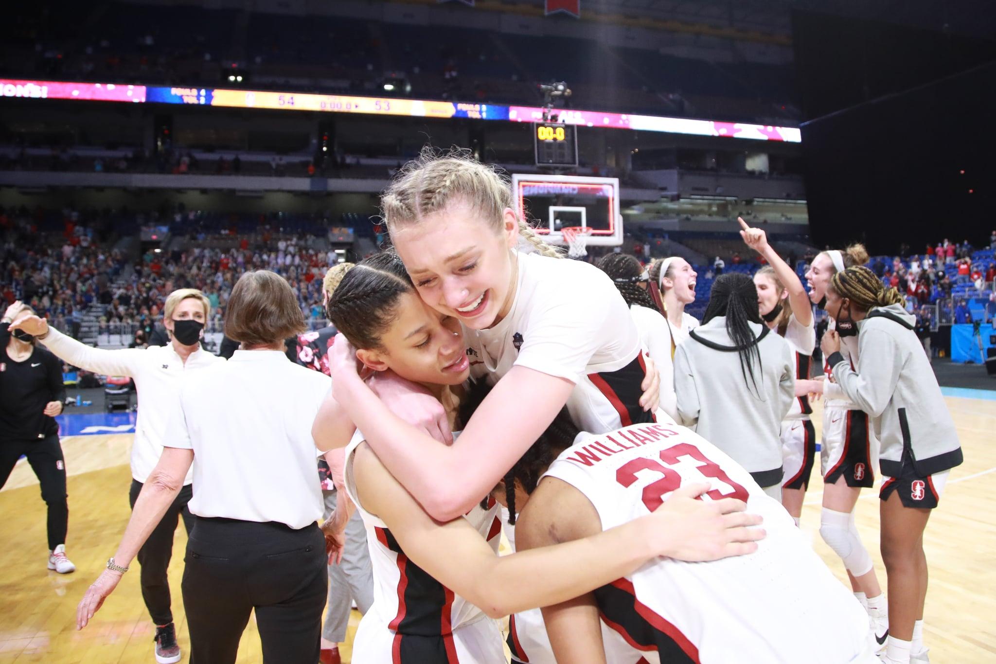 Stanford Women's Basketball Wins 2021 NCAA Championship 2