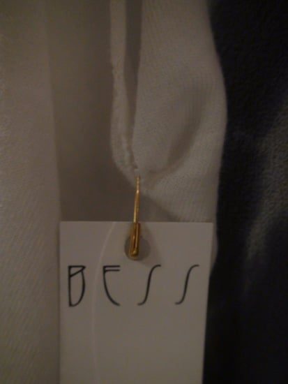 In The Showroom: Bess Spring 2009