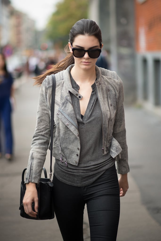 37 Pics That Prove Kendall Jenner Is a Street Style Superstar