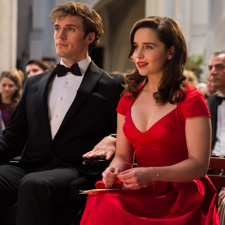 Red dress in me before you description
