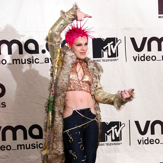 Pink's Best MTV VMAs Moments