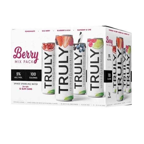 Truly Spiked & Sparkling Seltzers Review