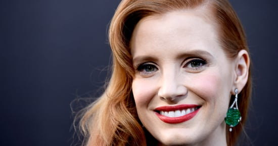 Jessica Chastain Breaks All The Redhead Beauty Rules (And Looks Amazing)
