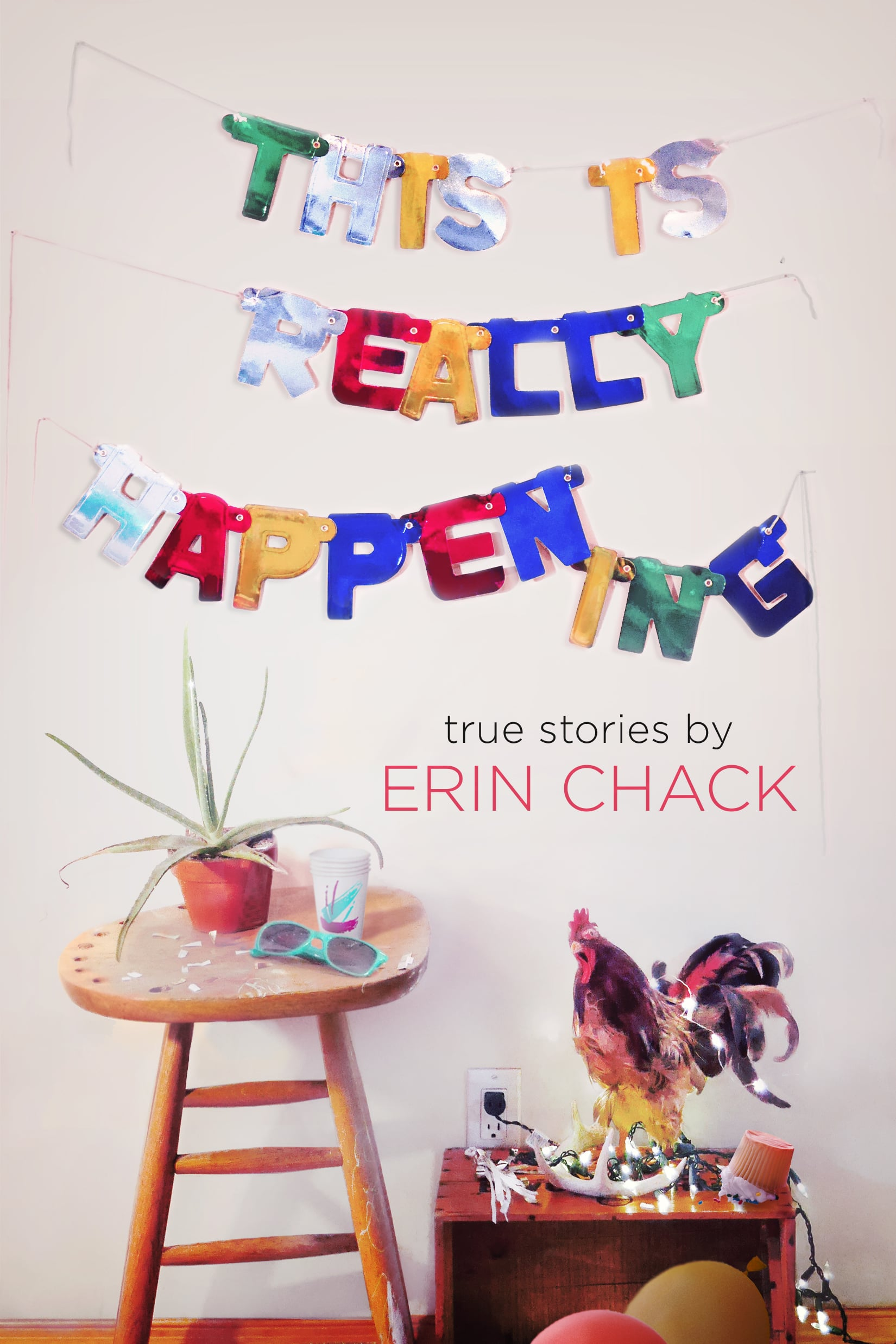 Image result for this is really happening by erin chack