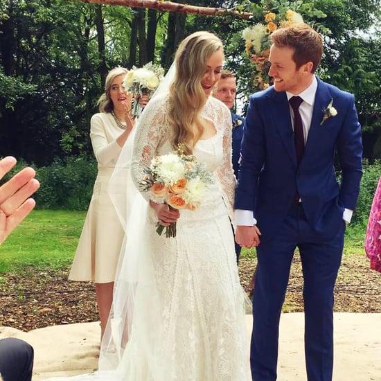 I Didn't Cry on My Wedding Day