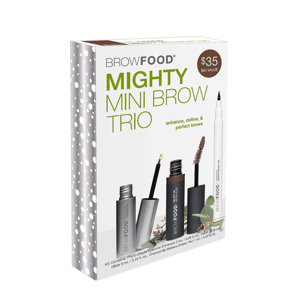 BrowFood Mighty Mini Brow Trio