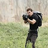 Theo James Pictures in Allegiant