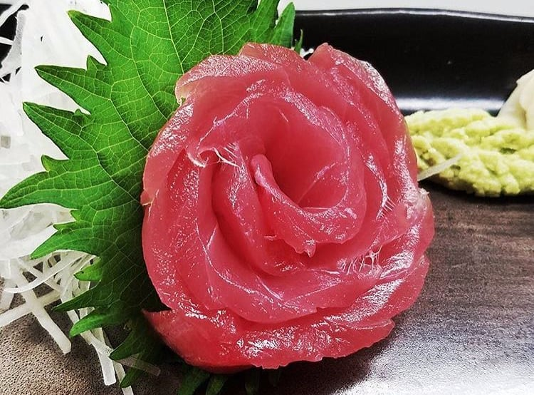 Sushi Art on Instagram