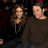 Sarah Jessica Parker and Matthew Broderick left NYC for Utah in 2008 for his movie Diminished Capacity.