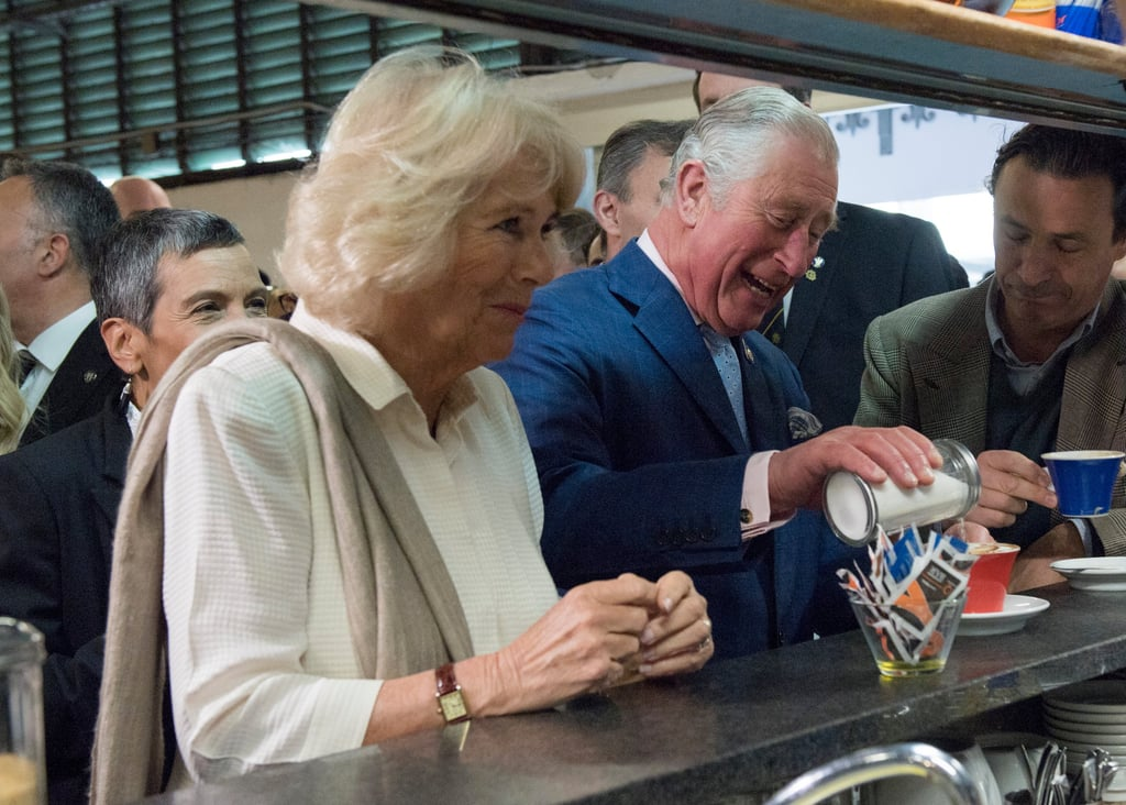 Prince Charles and Duchess of Cornwall in Italy | April 2017