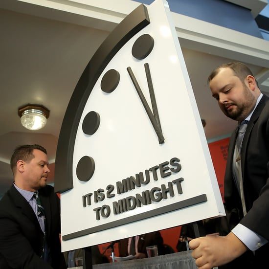 How Close Is the Doomsday Clock to Nuclear Midnight?
