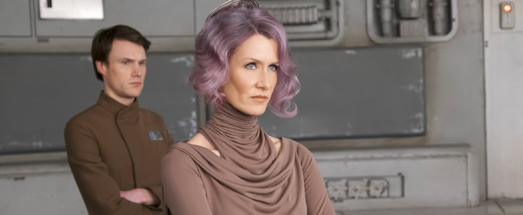 The Freakin' Adorable Thing You Never Noticed About Laura Dern's Star Wars Character