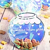 DIY Printable Fishbowl Valentines