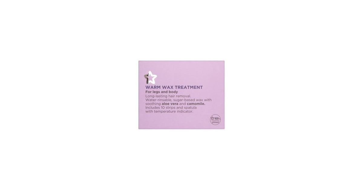 Superdrug Warm Wax Treatment For Legs And Body