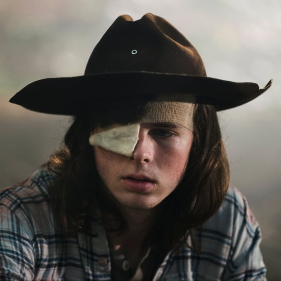 Carl's Letter to Rick on The Walking Dead