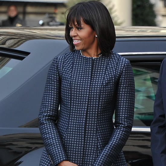 Michelle Obama Inauguration Dress | 2012