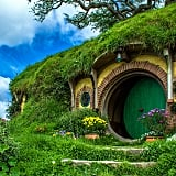Go on the Lord of the Rings Hobbiton Tour