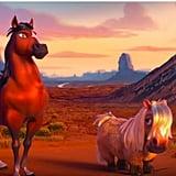 Katy Perry as a Pony