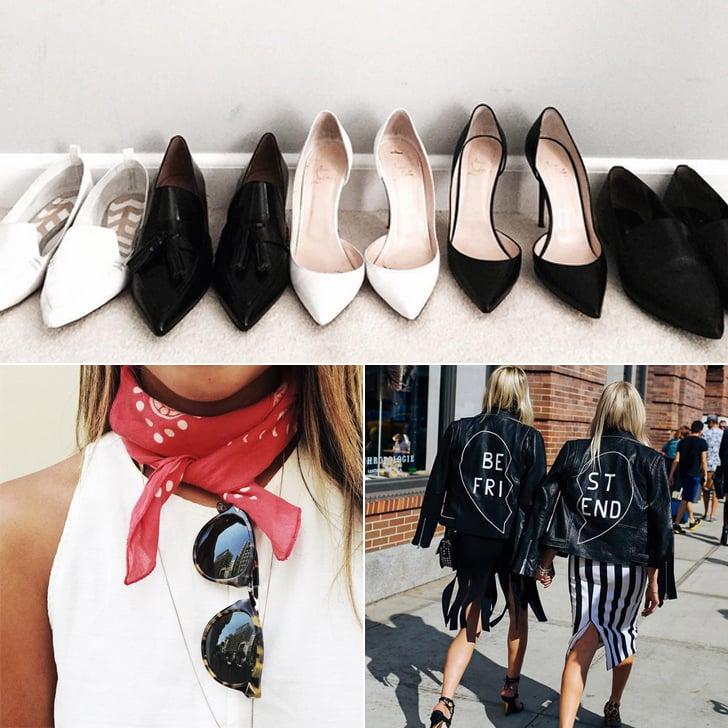 fashion photo ideas to take for instagram popsugar