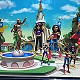 Mattel's DC superheroes are the first action figures specifically designed for girls. While these new DC characters, which include Wonder Woman, Supergirl, and Batgirl, might look feminine, they are also extremely strong.  The dolls are half an inch taller than Barbie and have moveable joints, perfect for kicking some serious butt.