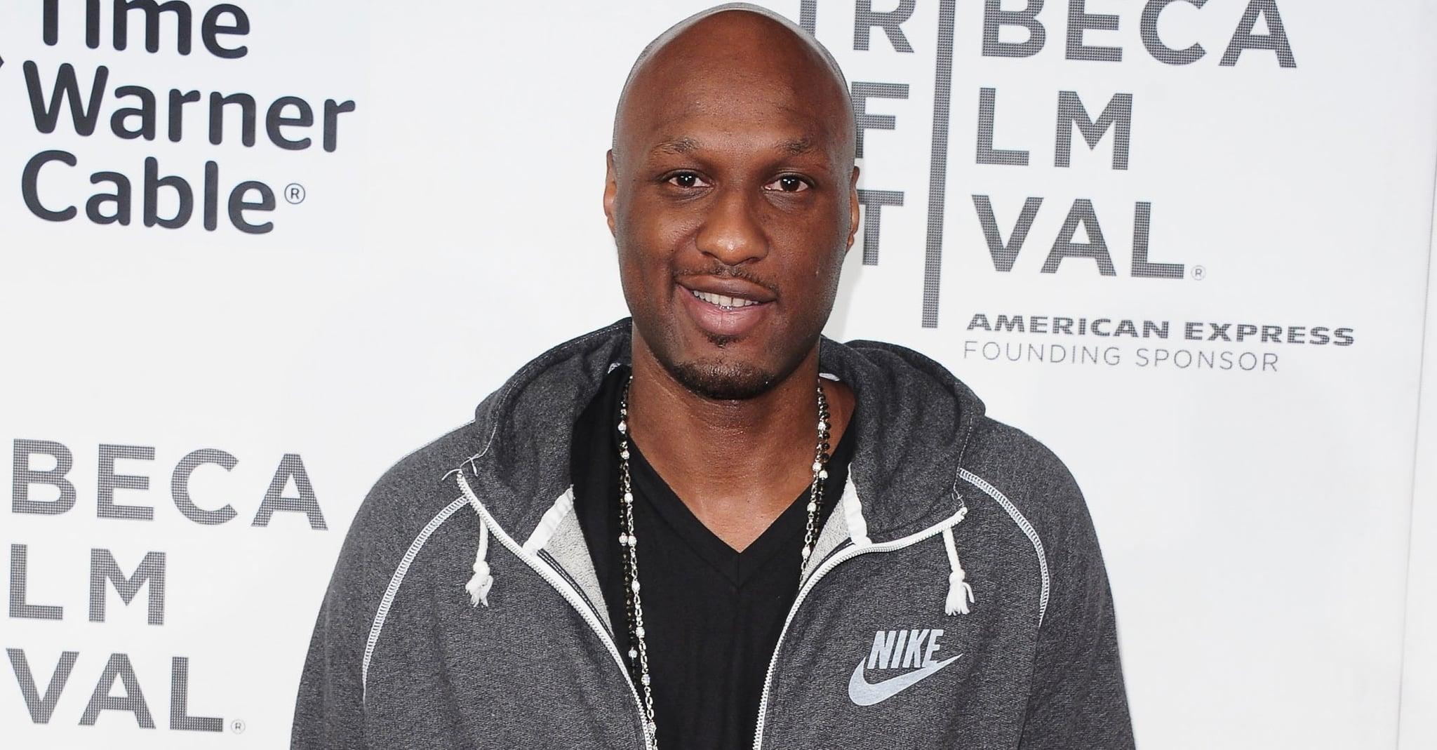 Lamar Odom Checks Out of Rehab January 2017