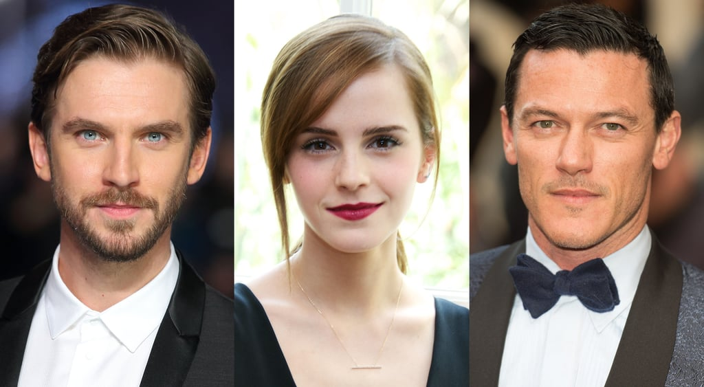 Aww! The Beauty and the Beast Cast Congratulated Each Other With Cute Tweets