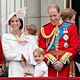 The royal family shared a laugh at 2016's Trooping the Colour, and we wondered why our invite got lost in the mail.