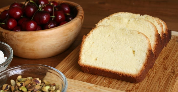 How Did The Pound Cake Get Its Name