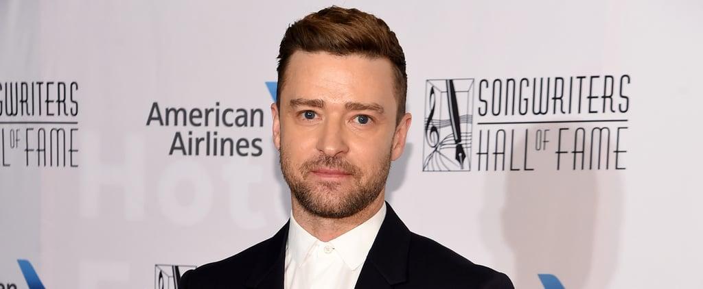Justin Timberlake and Alisha Wainwright Seen Holding Hands