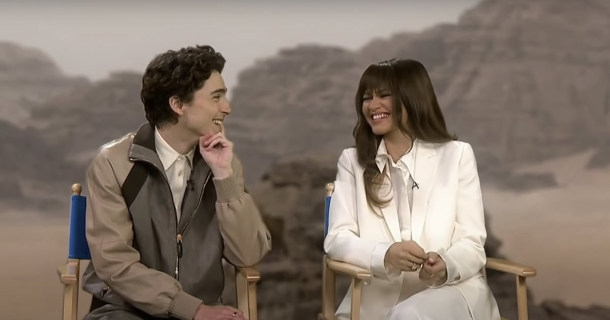 You'll Never Guess What Jokes Timothée Chalamet and Zendaya Bonded Over on the Set of Dune.jpg