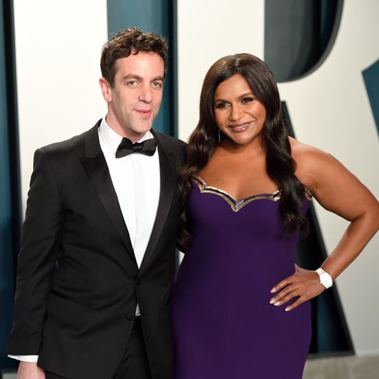 B.J. Novak Is Dressing Up as Santa For Mindy Kaling's Kids