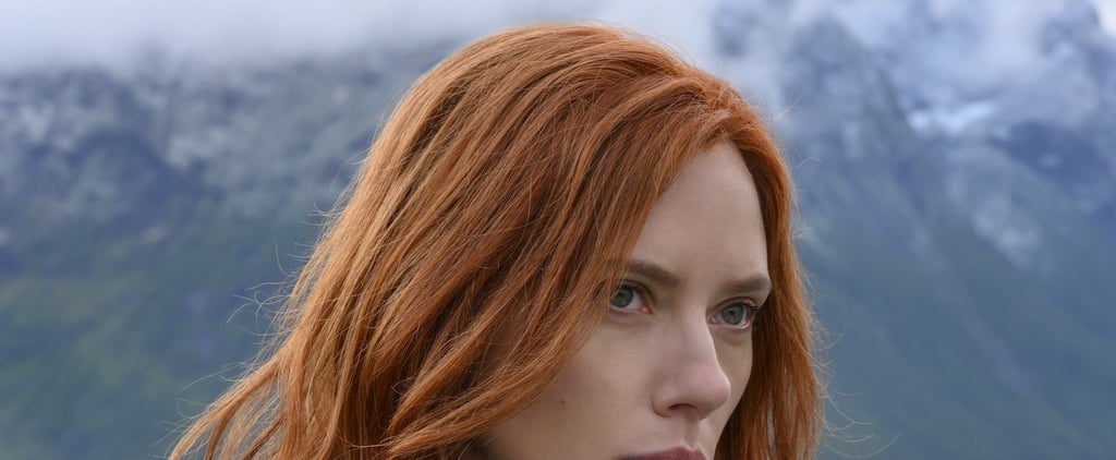 The Copper Hair Colour Trend Is Back, Thanks to Black Widow