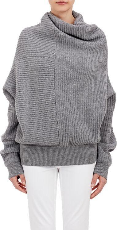 Acne Studios Oversized Jacy Turtleneck Sweater-Grey  ($480)