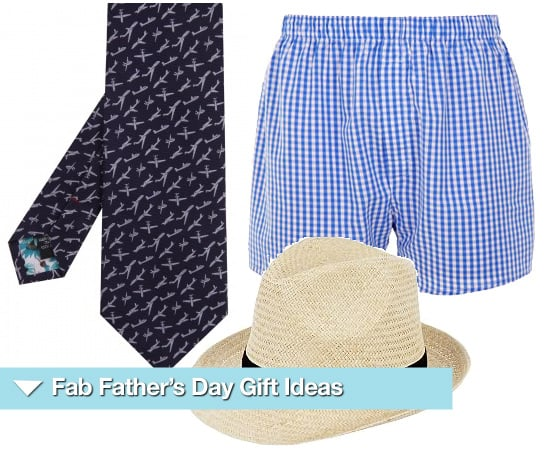 Present Ideas for Father's Day 2010