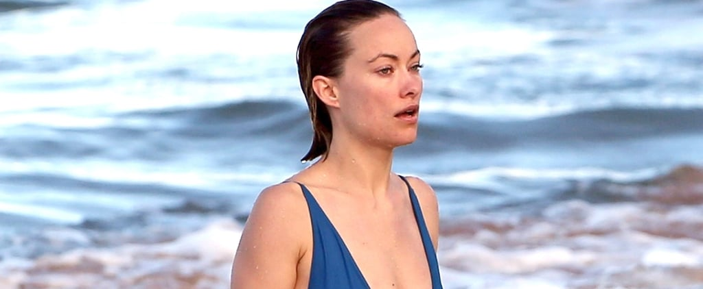 Olivia Wilde Wearing a Swimsuit